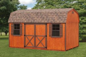 10x16 Dutch Barn