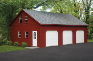 24x36 Two Story Garage