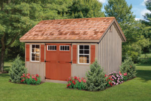 10x14 Classic Shed