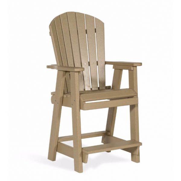 75 balcony chair