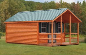 Log Style Cabin