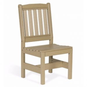 920 garden chair without arms