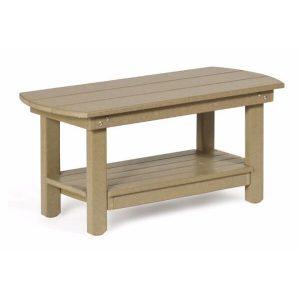970 garden coffee table
