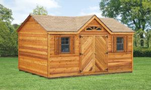 Cedar Shed
