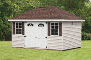 Hip Roof Shed 10x12